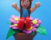 Flowerpot Pixie