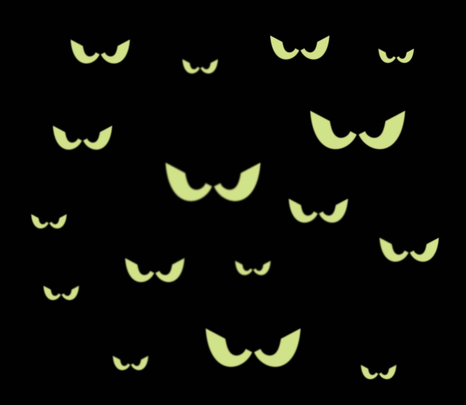 halloween eyes svg