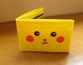 Pikachu Duct Tape Wallet