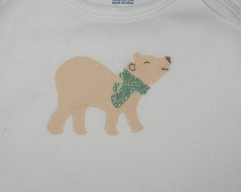 Cozy Polar Bear Onsie