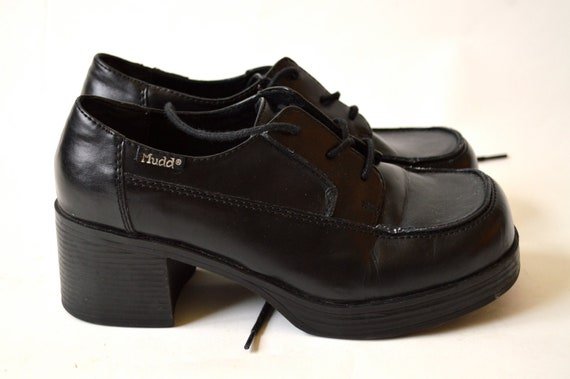 Mudd Black Shoes