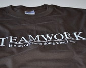 Boss Shirts Funny Teamwork Tshirt I'm the Boss Shirt for Men Women Funny Gift for Mom Dad or Boss