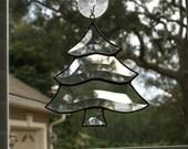 """Bevel Holiday Tree - Finished Size 6.25"""" x 6.25""""  - Wonderful Gift Idea for the Holidays"""