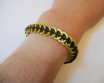 Half-Persian Chain Mail Bracelet