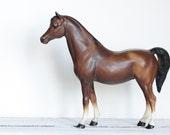 Vintage Horse Breyer Collectible Sheba Matte Bay Mare