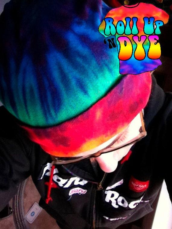 Custom Tie Dye Hat