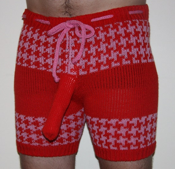 Shorts Trousers Handmade, Men, Present, Gift Underwear