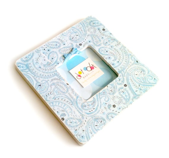 SALE Sweet Baby Boy - Picture Frame