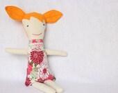 The Denae Doll- cloth stuffed doll