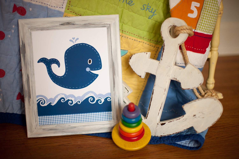 Http Www Etsy Com Listing 80213741 Whale Nautical Nursery Whale Bathroom