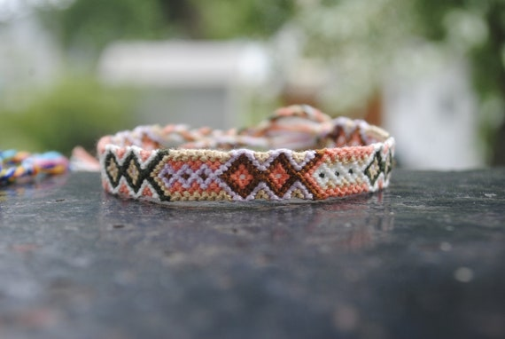 Arrowhead Friendship Bracelet