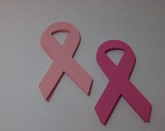 Cancer Awareness Ribbon Die Cuts