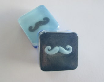 Little Man Mustache Favors, glycerin soap favors for baby shower
