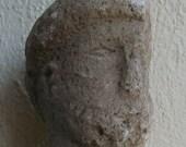 Mayan 3 Piece Pre-Columbian Statue-Yucatan Pennisula Artifact Around 1200 A.D.-unique