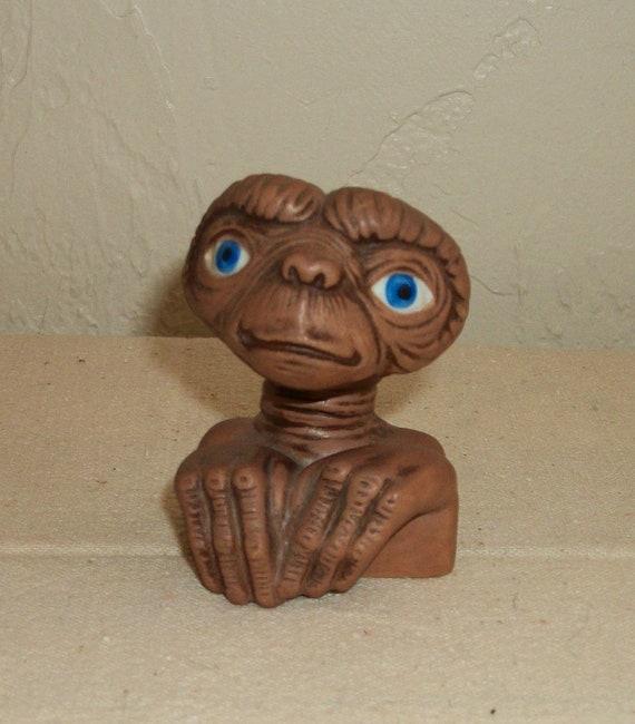 Vintage E.T. Figurine