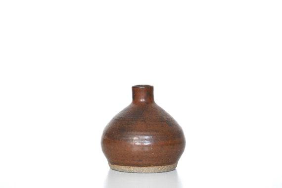Mid Century art pottery vase