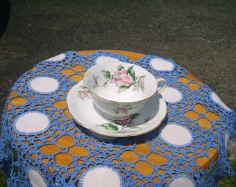 Tea Cup and Saucer  made in Japan