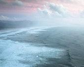 Sunset, Oregon Coast, Ocean Photography 12x18
