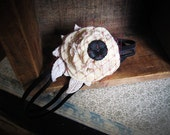 Frighteningly Fancy Halloween Headband