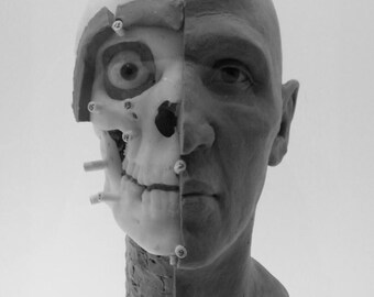 Face Value - Forensic Facial Reconstruction 8x10