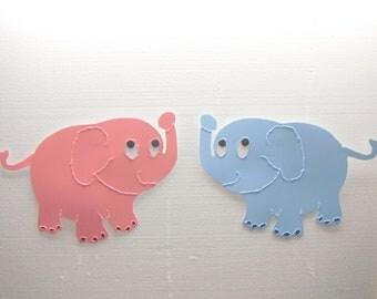 Elephants for boys or girls room
