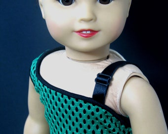 american girl doll dress: olympia