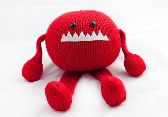 Tony the Stuffed Animal Monster Toy