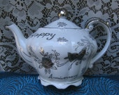 Vintage Norleans Musical Teapot Musicbox