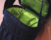 Camera Bag and Free Strap Cover - Handcrafted in Peru - Jean de Limón by Lu100