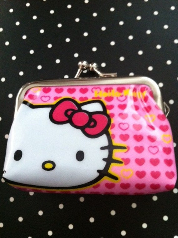 Hello kitty  90's change purse
