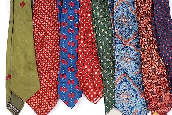 vintage neckties vintage necktie s tie by thenewtonlabel