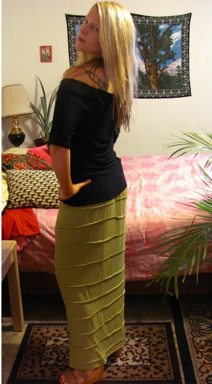 Long Straight Maxi Skirts | Jill Dress