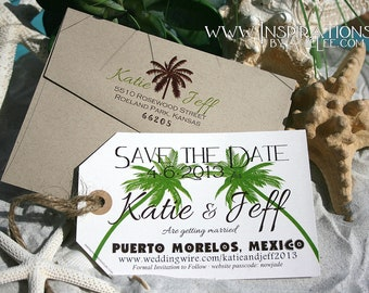 Save the Dates, Luggage Tags, Wedding Invitations