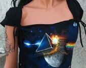 Pink Floyd Shredded Band Shirt