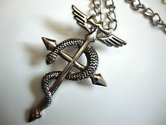 the fullmetal alchemist necklace