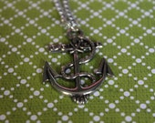Anchor Me Necklace