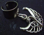 Ear Cuff (Single, Silver): Lir's Son