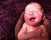 Knit Baby Cocoon - Newborn