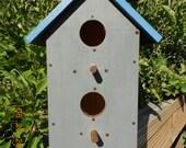 Naturally Organic Birdhouse