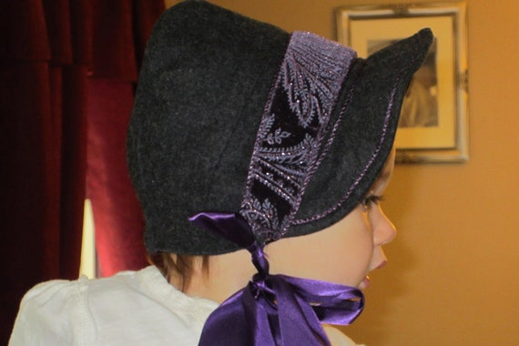 Special Classic Wool Bonnet, 6-12 Size, Just One, Special Price