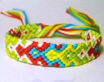 Friendship Bracelet Arrowhead - Made to Order