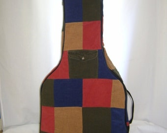 Patchwork Guitar Gig Bag