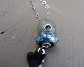 custom fantasy necklace for Cori