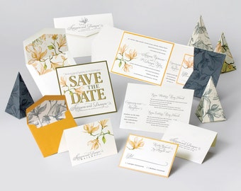 Wedding Invitations -  Trellis Collection