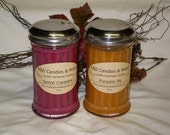 Sugar Shaker Jar Candle - Choice of Scents