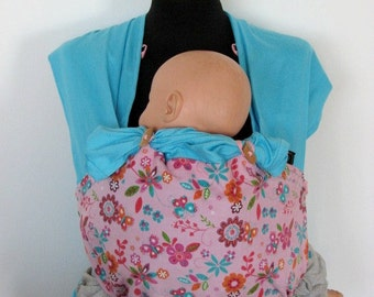 Twill Corduroy Cotton Mei Tai Baby Carrier/Sling