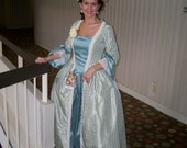 Marie Antoinette 18th century gown...ready to ship