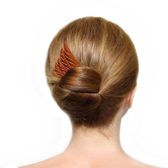 Wooden Hair Sticks Fork Hairpin Hair Accessory MariyaArts