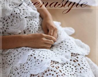 CROCHET FASHION TRENDS  Crochet Dress  custom made, hand made, crochet , women fashion