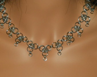 Japanese DragonScale Necklace